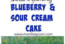 Blueberry Bliss / Blueberry recipes to swoon over!