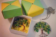 Moje výrobky / Můj obchůdek na fléru: http://www.fler.cz/illyriab