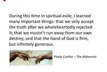 Paolo Coelho Quotes from The Alchemist / Quotes from The Alchemist
