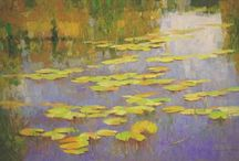 #Waterlilies#Art#Ponds / Waterlilies