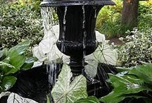 Water features idea's