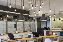 Optical Store interiors