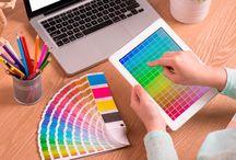 Graafinen Suunnittelu / Graafinen suunnittelu on mielikuvien luomista, johon kuuluu painotuotteiden ja sähköisten viestimien tietosisällön visuaalisen ulkoasun suunnittelu. Graafinen suunnittelu on paljon muuta kuin kuvan ja tekstin yhteen sovittamista. Graafista suunnittelua tarvitaan kaikessa kuvallisessa viestinnässä.