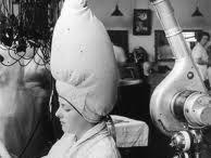 Vintage hairdresser