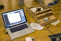 Technology / Makers // 3D Printing // Arduino // interactive