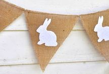 burlap Easter / by burlap projects