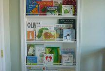Book corners ideas