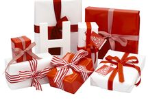 Gift Wrap Ideas / Beautiful Wrapping for Under the Tree