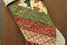 Christmas stockings / ideas for the 2016 slql exchange