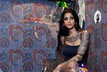 Tattoos blackwork / Blackwork