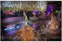 D. Occasions Receptions / Wedding and event receptions designed by Dream Occasions UK.