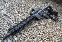 AR-15's By Ghost Tactical Firearms / Custom AR's, Gunsmith, Maintenance, Upgrades, Tactical Firearms, Shooting Gear,  / by jason scofield