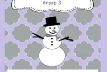Groep 3 / Ideeën/tips specifiek voor groep 3
