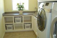 Laundry room / by Rachael Kirby