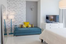 Apartment Rentals / A range of apartments with modern amenities on short term rentals in Miami.