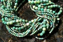 gorgeous new beads in our Alameda bead store