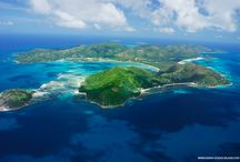 Dream Seychelles Island destinations / A collection of exclusive Seychelles island destinations. These beautiful island resorts are ideal for weddings, romantic getaways and family holidays.