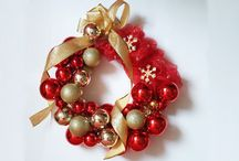 Christmas decorations, tutorials / Christmas DIY