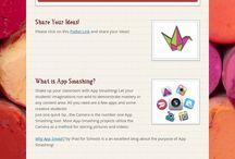 → APP SMASHING / #appsmashing