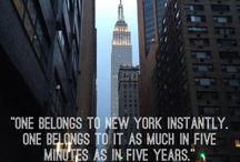 New York City, baby