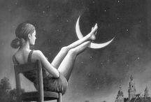 La Luna  / by Helen Martin