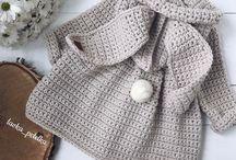 chalecos de lana peques