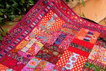 foltvarrás patchwork
