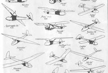 Hungarian gliders Magyar Vitorlázórepülőgépek / Vitorlázó repülőgépek gyűjteménye