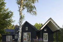 Danish summer houses