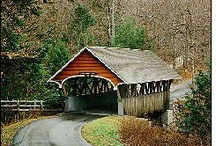 Covered Bridges / I would love to seek out all of the covered bridges in America.