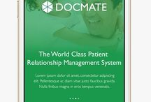 Heathcare - DocMate / Docmate Patient Relationship Management systems allow us to develop and maintain lasting relationships with patients and improve their access to quality care. Call @ 0172 480 0223 OR +91 734-7009-602
