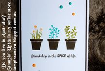 Stampin' Up! - Gift From The Garden