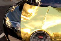 Bugatti, Ferrari, vs...