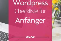 Wordpress - Blogger werden