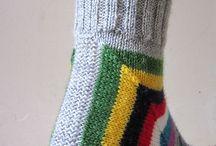 pletení ponožek,rukavic