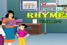 Nursery Rhymes / Nursery animation video of Rhymes in English for kids.