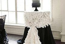 Justine wedding black