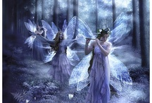 faeries and mermaids