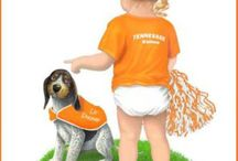 Tennessee Volunteers / by Cindy Knight