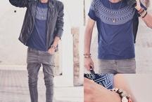 Fashion for man / by Shyyi Lee