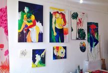 HASH STUDIO Spb / Contemporary Art & Space