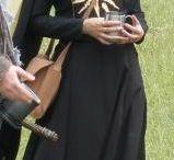 Præstindedragt