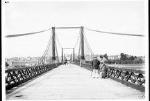 Le pont d'Ancenis / A l'occasion de la fin du chantier qui aura duré trois ans, venez fêter le pont d'Ancenis, le 6 septembre 2015 ! Un pique-nique festif et musical y est organisé. #TSLP