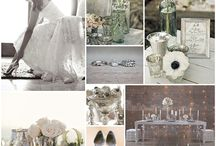 Moodboards.... / These are ideas adn concepts that are used in the trade and to assist future brides in realizing what they want in order to make their BiG Day, unforgettably memorable in every way!