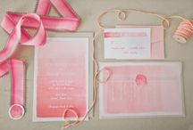 invitation & printed materials