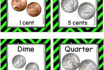 Money unit / by Stacie Blackward