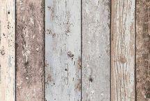 DBW ✗ Innova hout behang