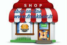 shop on-line / acquista i nostri prodotti per il proprio benessere.