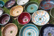 Bachas Artesanales de ceramica
