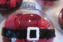 Christmas crafting / by Kristen Callahan